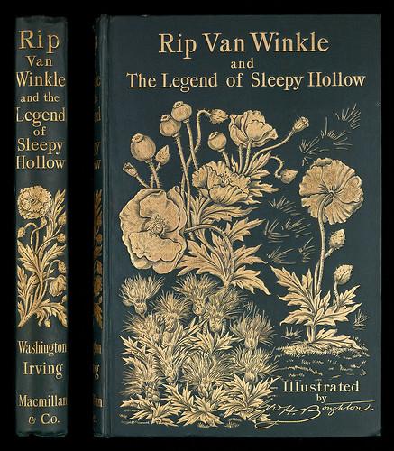 Creative writing assignment rip van winkle
