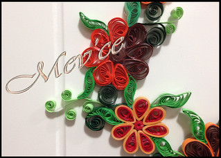 quilled wreath5 | by Mev'ce