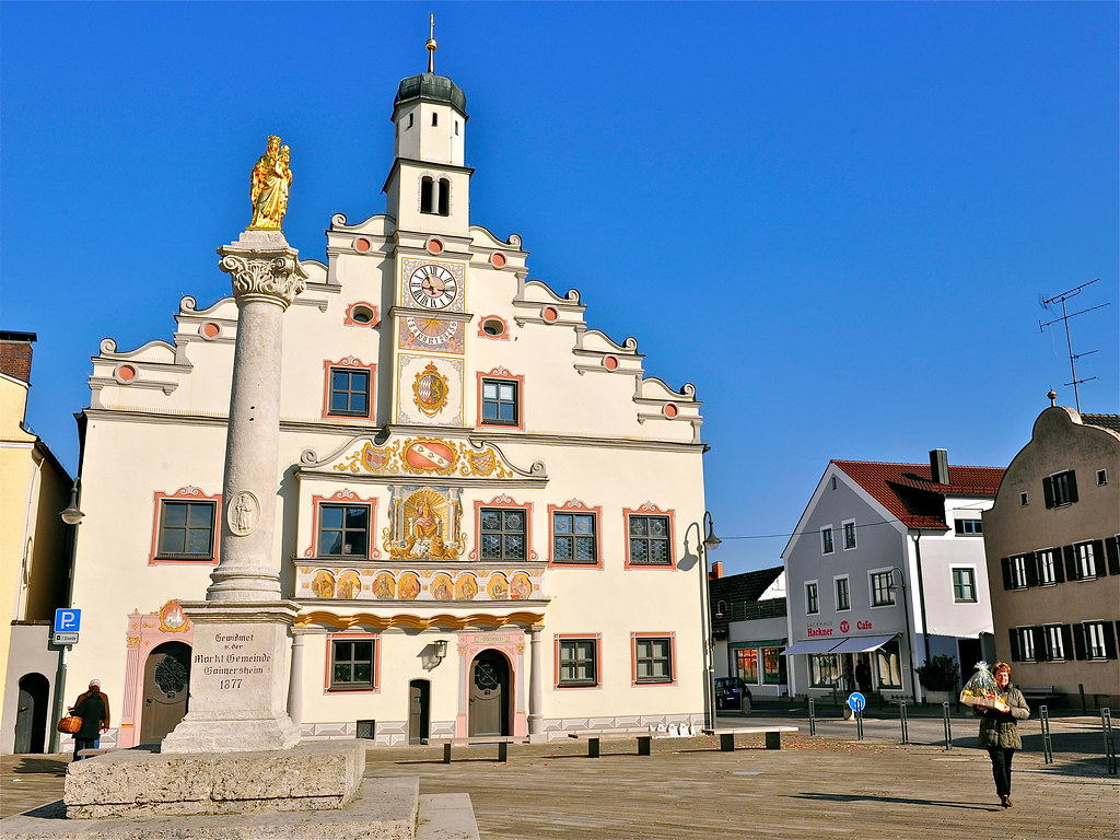 Markt Gaimersheim