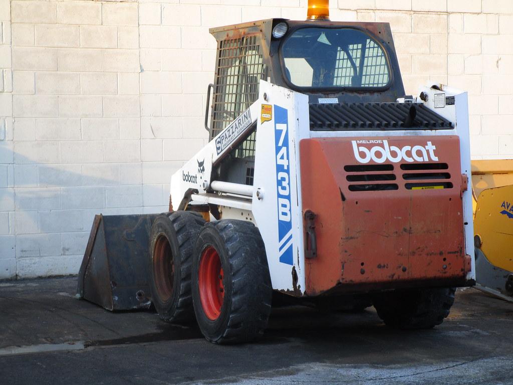 Bobcat 743b Colby Birse Flickr