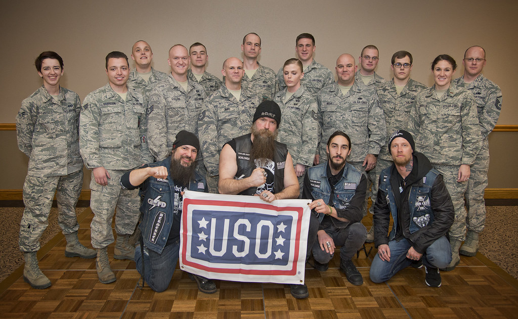 Black Label Society Uso Tour 2015 Just Days Before
