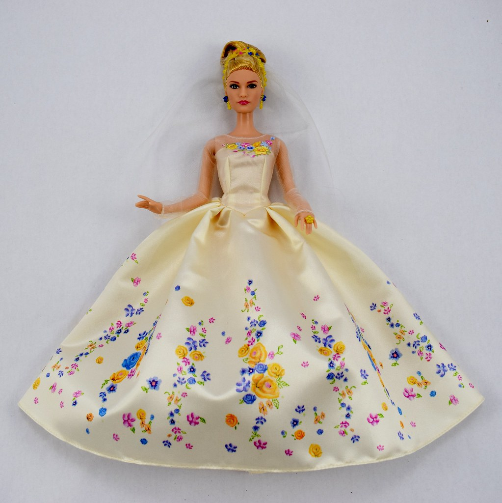 Wedding Day Cinderella Doll by
