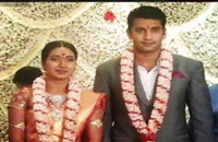 Wedding bells for Arulnithi gets engaged to formed judge's daughter   Marriage Video