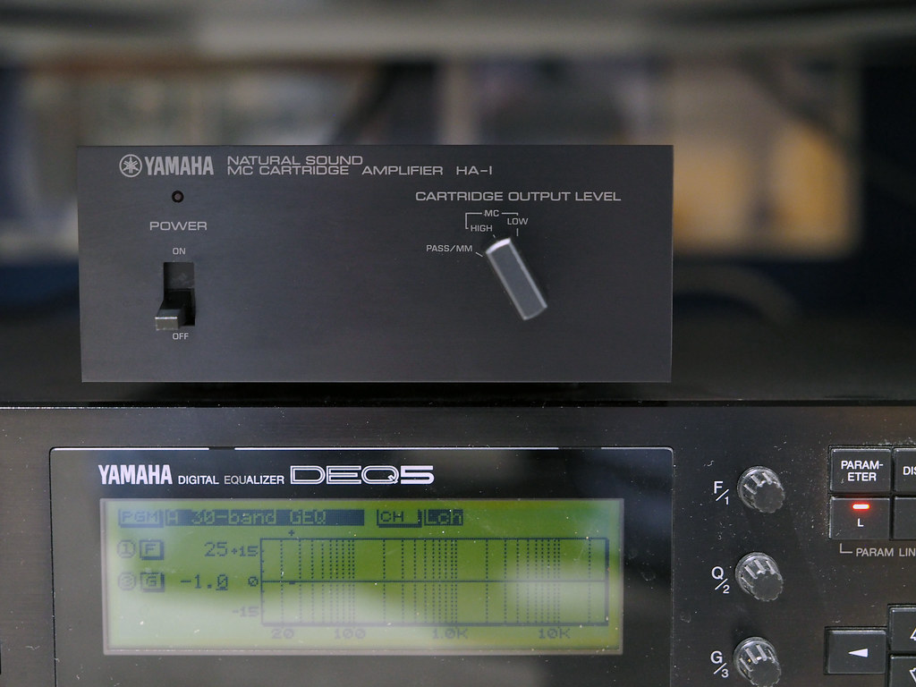 Yamaha C Preamp Manual