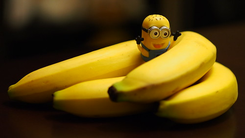 Minion Phil with BANANA! | by Wilson Hui