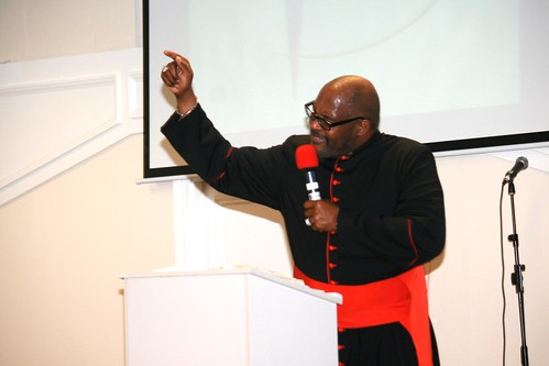 Bishop Elect Marvin Winans - April 2012 | by Bethesda Ministries, UK