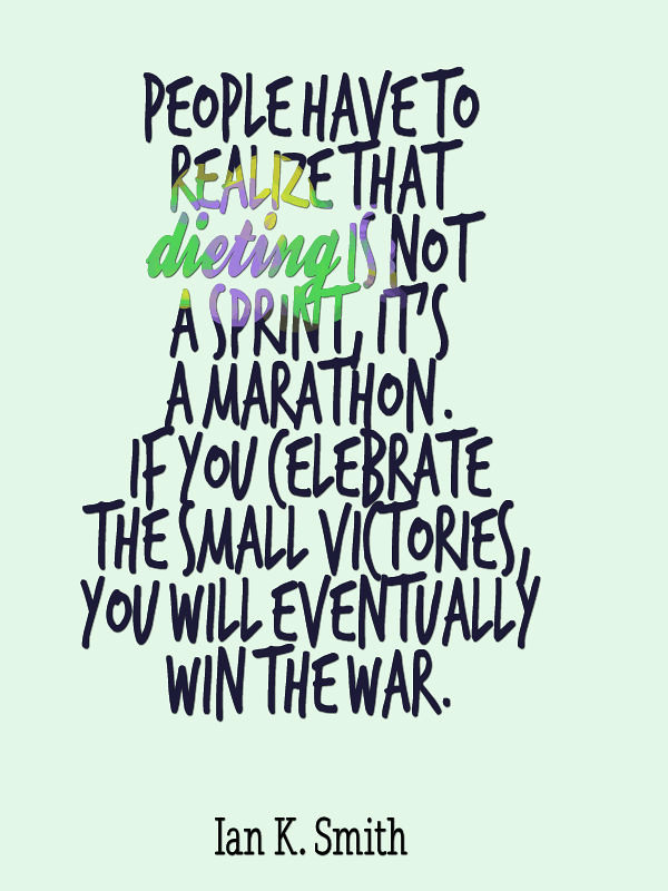 Weight loss quotes