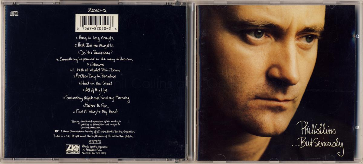 CD outside