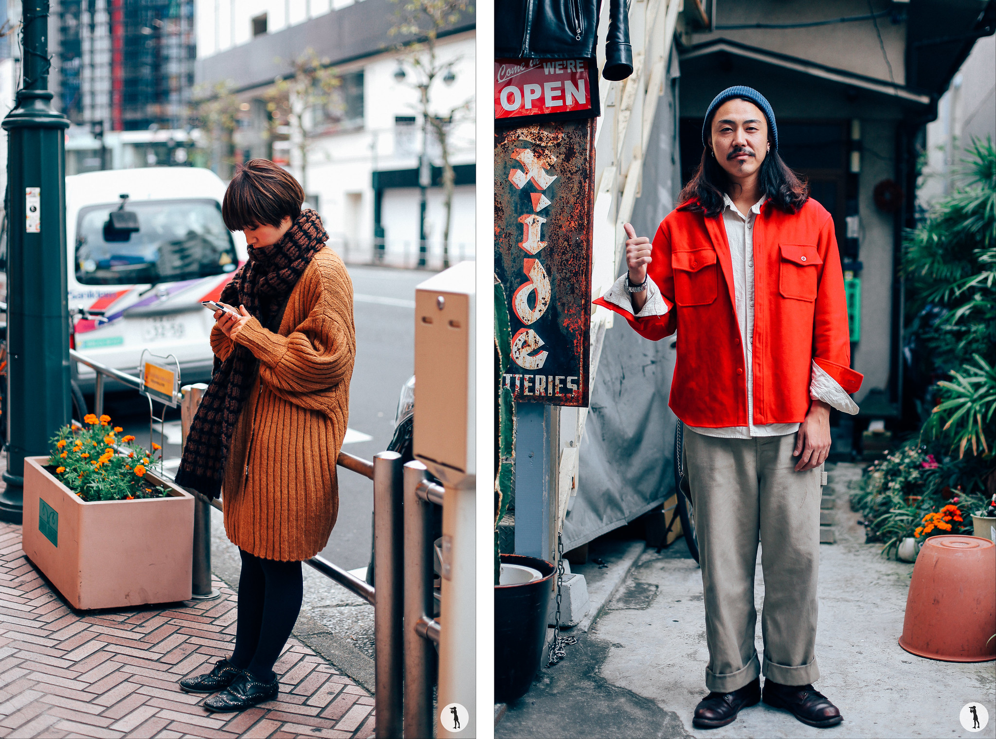 Street style Tokyo, Japan