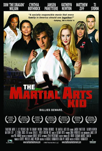 TheMartialArtsKidPoster | by BMovieBryan1140
