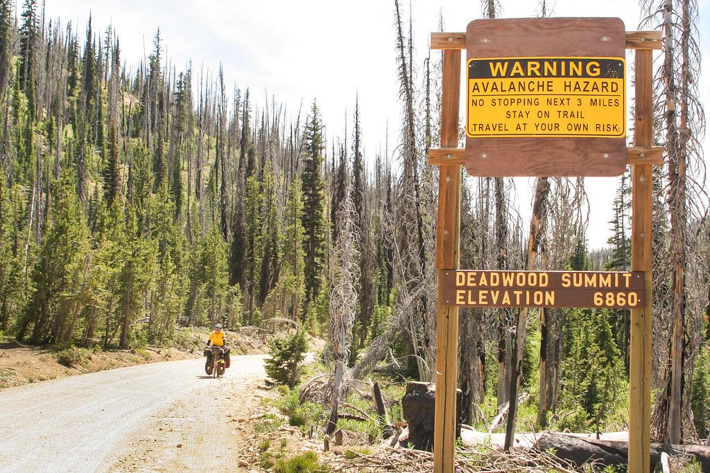 Idaho Hot Springs Route - Worldbiking info