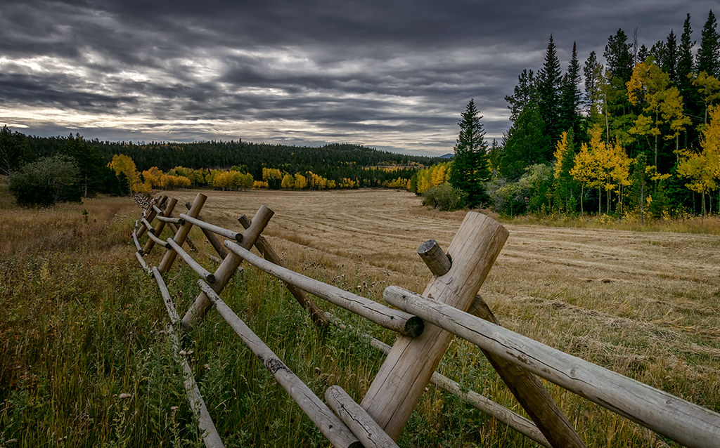 Between Ward and Nederland, Boulder County, Colorado