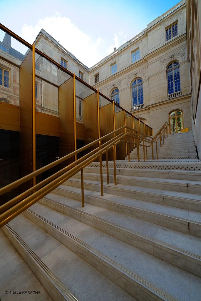 escalier chateau de versailles c est l architecte et urb flickr. Black Bedroom Furniture Sets. Home Design Ideas
