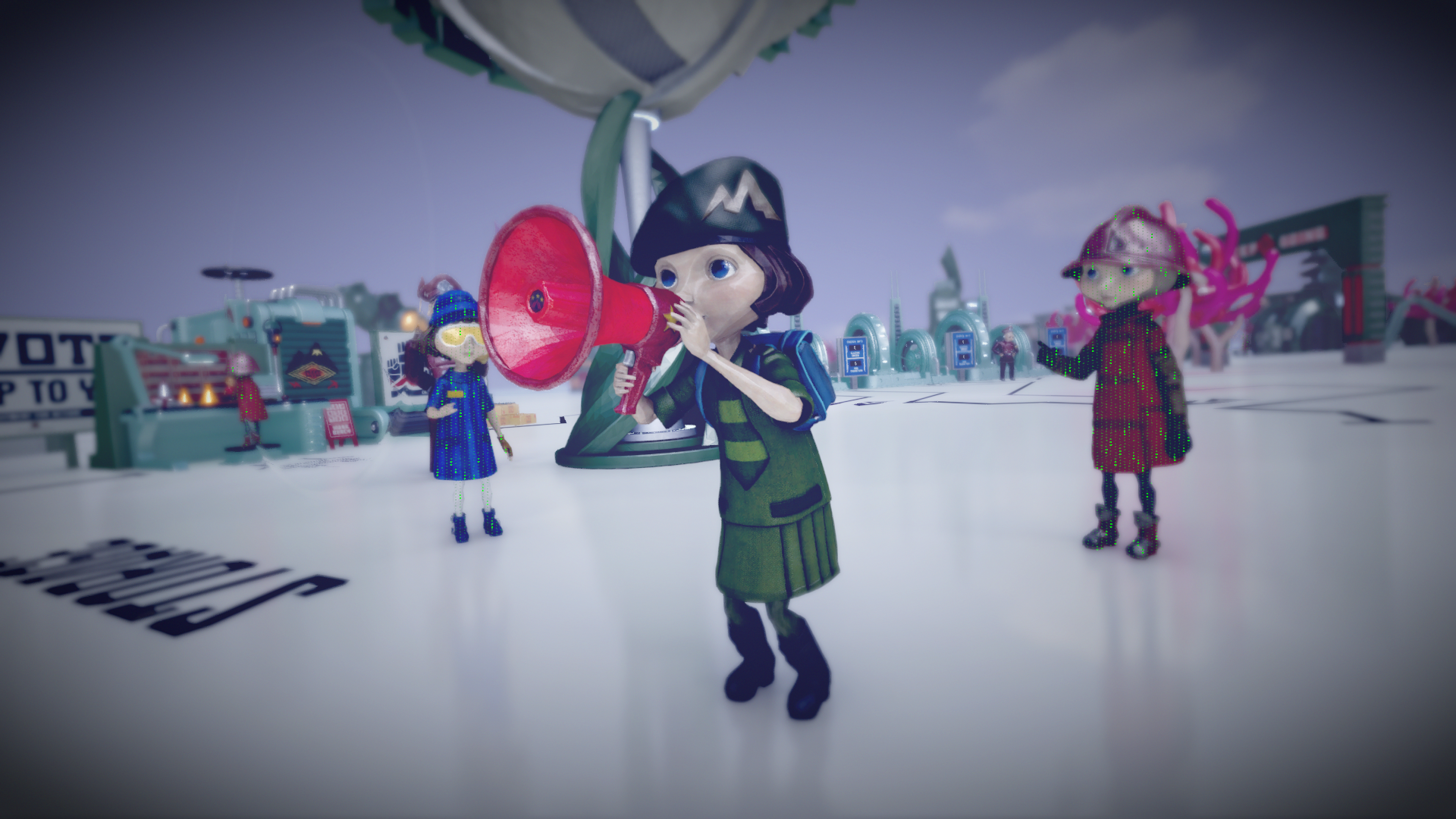 Tomorrow Children