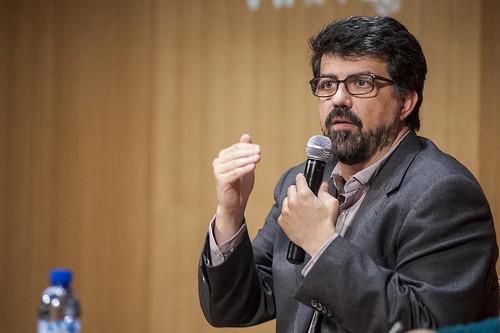 Genís Roca, soci fundador i president de Rocasalvatella