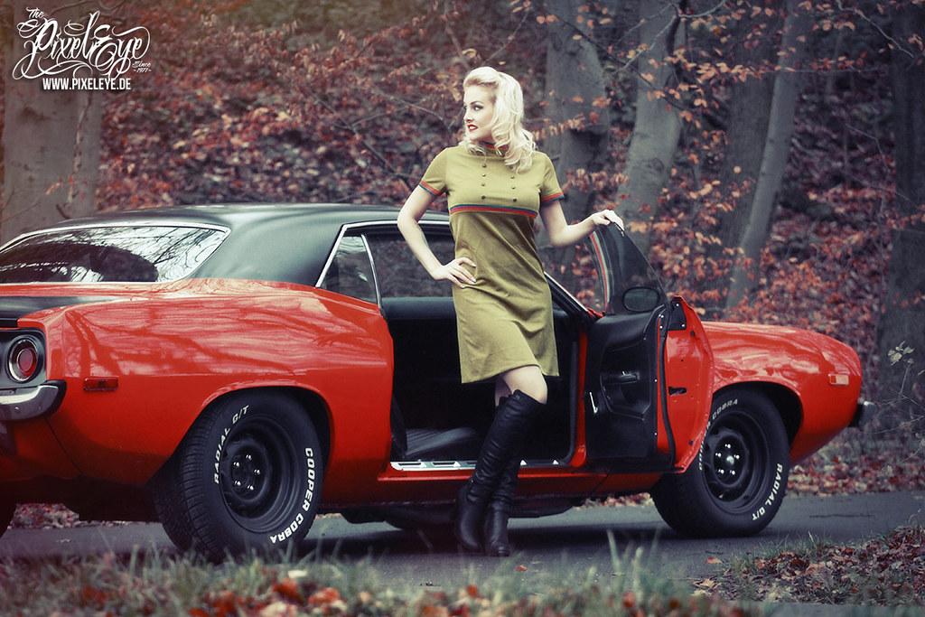 Zoe Scarlett & the Cuda (2014) | The Pixeleye Dirk Behlau | Flickr