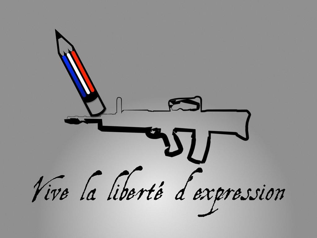 """Résultat de recherche d'images pour """"vive la liberté d'expression"""""""