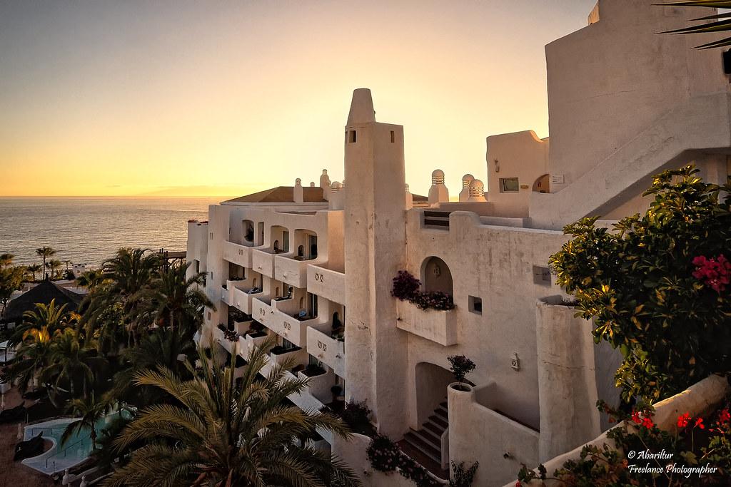 Hotel Jardin Tropical Iv Adeje Costa Adeje Tenerife Flickr