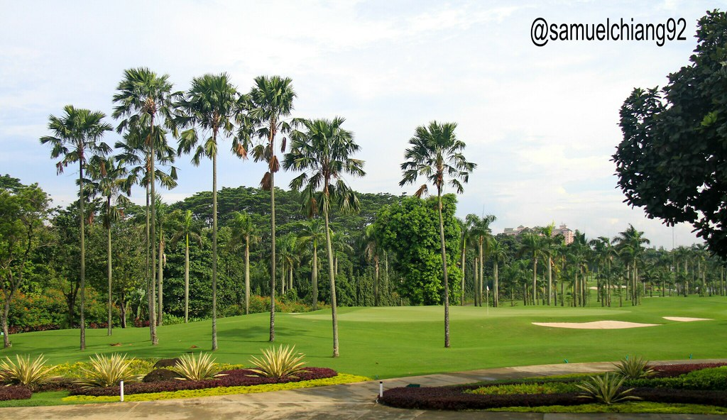 Pondok Indah Golf Course Golf Field at Pondok Indah