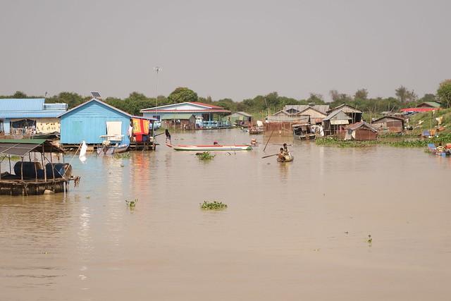 De Battambang à Siem Reap