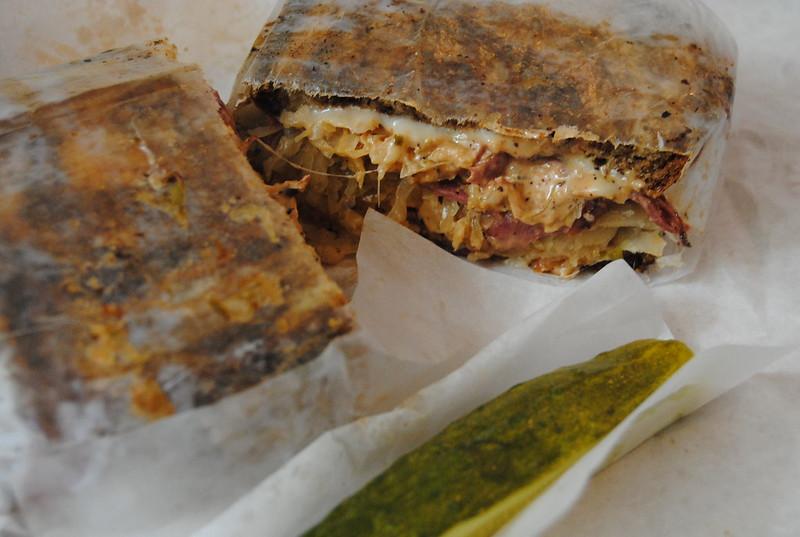 Reubenesque Sandwich - Ivy Provisions
