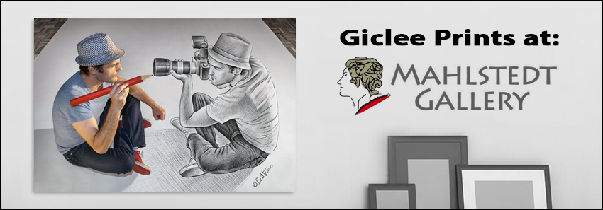 Giclee Prints Mahlstedt Gallery - New York - Ben Heine Art
