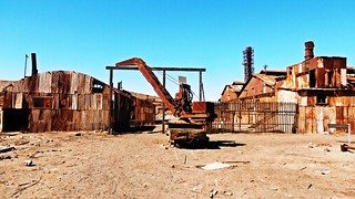 Humberstone saltpeter refinery - Chile | by pacoalfonso