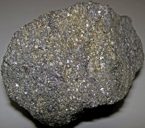 Block World Free >> Sphalerite-pyrite (zinc ore) (Faro Deposit, Lower Cambrian ...