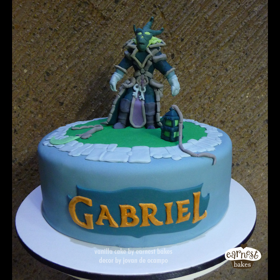 Birthday Cake Lol