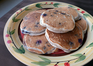 2015-03-16 - Blueberry Coconut Pancakes - 0001 [flickr] | by smiteme