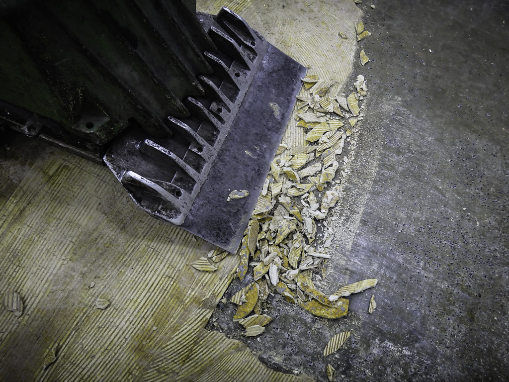 Another Example Of Quot Friable Non Friable Quot Asbestos Asbestos Flickr