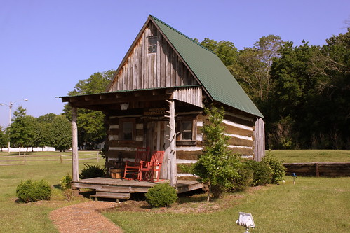Log Cabin - Huntingdon, TN