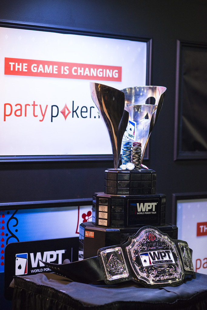 Montreal poker tournament november 2013