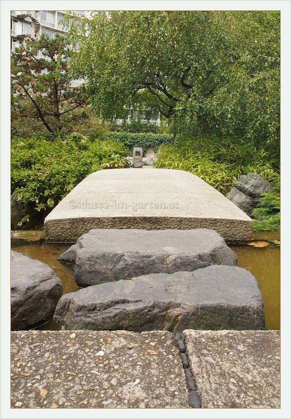 Paris unesco garden of peace jardin isamu noguchi brid for Jardin unesco