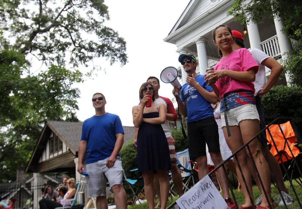Fourth of July fun run in Atlanta - 26
