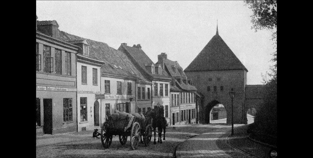 Rostock Petridamm