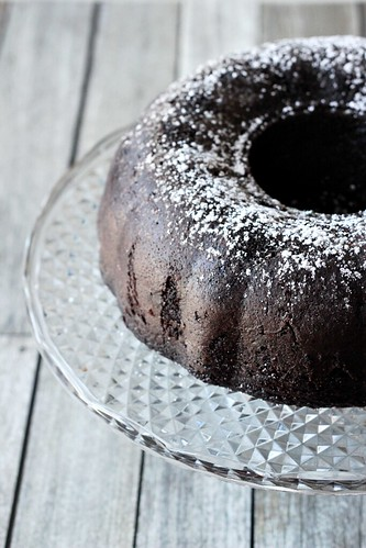 Chocolate Cake with Burnt Oranges | by femmefraiche