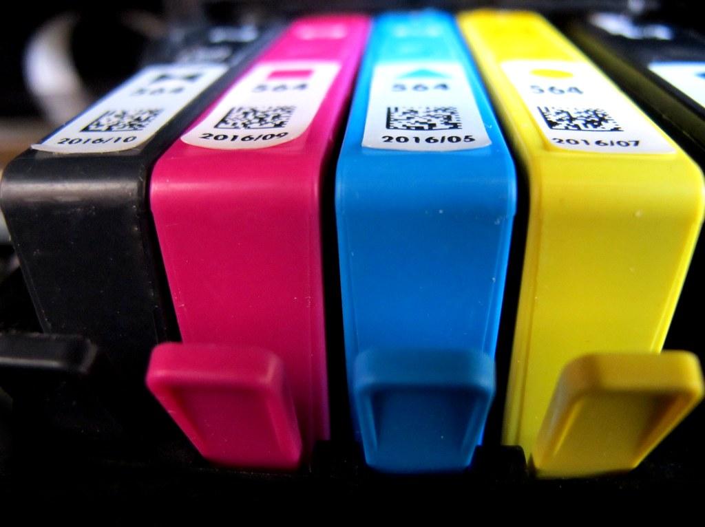 HP utángyártott tintapatron