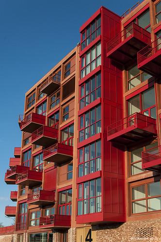 ahs architektur267 rotes haus am lokdepot berlin robertne flickr. Black Bedroom Furniture Sets. Home Design Ideas