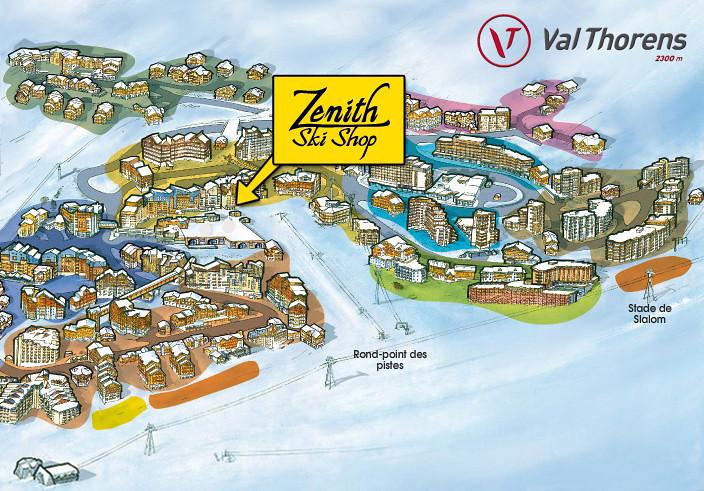 Web vt zenith ski shop office de tourisme de val thorens flickr - Office de tourisme val thorens ...