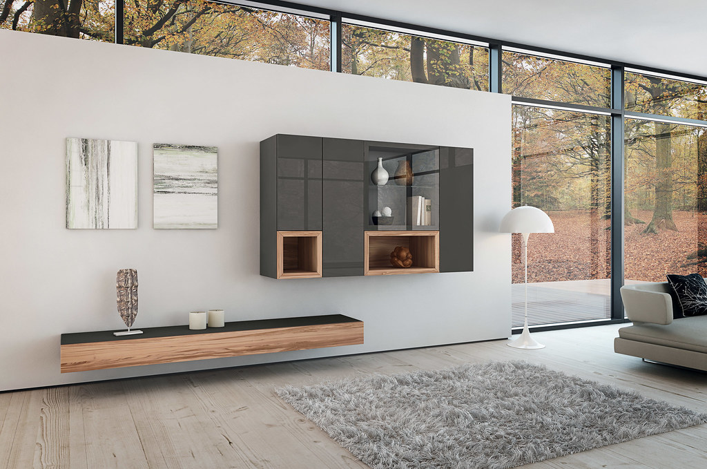 Huelsta moebel hulsta furniture neo wohnzimmer living room flickr - Hulsta now wohnwand ...