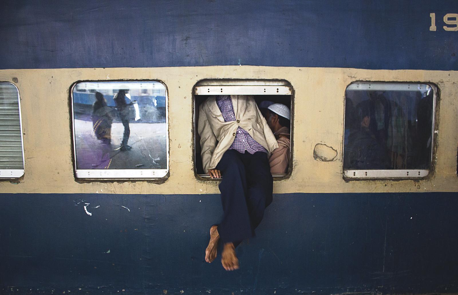 Hanging Passenger | by kazimushfiq