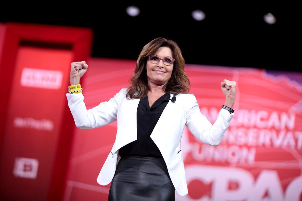 Sarah Palin Former Governor Sarah Palin Of Alaska