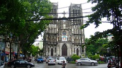 St. Joseph's Cathedral, Old Quarter, Ha Noi, Vietnam