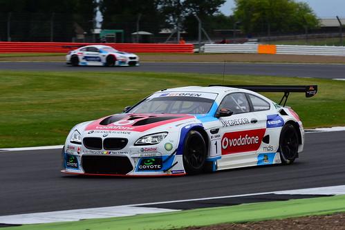 Miguel Ramos - Pieter Schothorst, BMW M6 GT3, International GT Open, Silverstone 2016