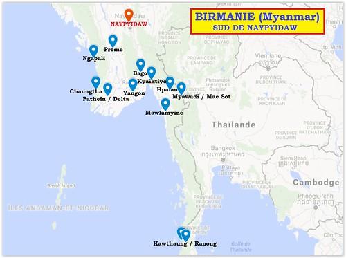 Birmanie du Sud