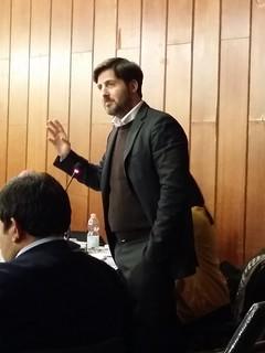 Il consigliere Oronzo Valentini