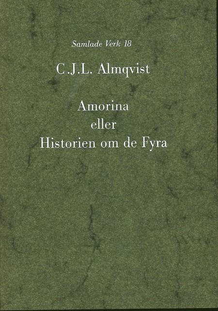 Amorina eller Historien om de fyra av Carl Jonas Love Almqvist