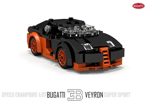 bugatti veyron super sport speed champions 1 37 the. Black Bedroom Furniture Sets. Home Design Ideas