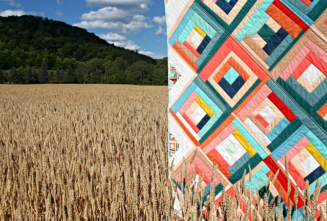 Roadside Guides Quilt